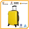 2014 new design pc+abs luggage with retractable wheels