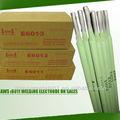 fabricante de fornecimento de aço carbono solda eletrodos 6013 7018