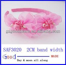 pink beautiful classical OEM hair band