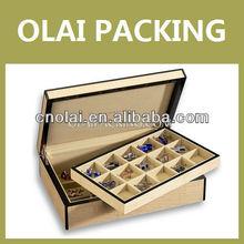 Popular Wooden Cufflink Box,Cufflink Box Package