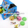 Venda quente! Mini futebol brinquedo doce dos doces/mini brinquedos de futebol