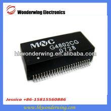 New original ic electronic components parts G4802CG MNC 10+ SOP48
