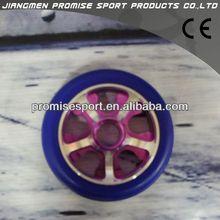 New design scooter high quality chrome aluminum alloy wheel