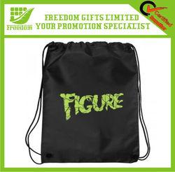 Customized Logo Branded Promotional Drawstring Bag