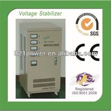 3 phase electronic voltage regulator 15kva