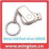 Wedding gift heart shape crystal USB flash memory 8gb