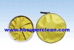 High quality Folding bucket oxford cloth with PVC coating, Folding Bucket