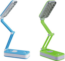 JA-1966 cordless rechargeable led reading lamp