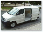 Toyota Hiace RHD Panel Van LWB 2,5 LT Diesel Manual - MPID2030