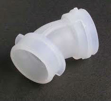 molded silicone rubber pipe sleeve molded