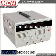 cheaper power supply MCH-3010D variable 30V10A lab power supply, 0-30V/10A, single output