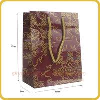 waterproof vegetable paper carrier bags