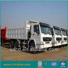 sinotruk howo 10 wheeler 6x4 dump truck for sale