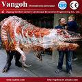 Vgdc134- caminar con traje de dinosaurio