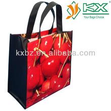Latest Reusable promotional non woven shopping bag