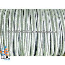 Mylar Russia Braid Silver Metallic   Soutache Braid width 3mm, 4mm, 5mm, 6mm, 7mm, 8mm