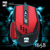 2014 Best Selling Wired USB Gaming Mouse with 5050IC,3600DPI