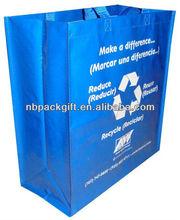 pp non woven wholesale reusable shopping bag , tote bag