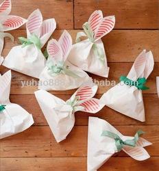 Easter Decor Bunny Bag