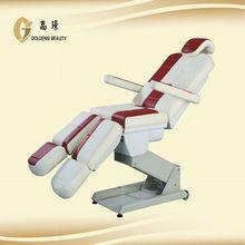 Hottest PUV Leather roller massage bed