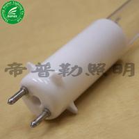 Single ended UV lamp 60' model 17998 Aquafine Mauve color base 254nm disinfection lamp