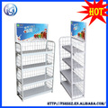 Ware metall pop softdrink boden-display-racks, saft-display regal, getränke-rack