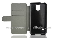 Card cover for samsung galaxy s5 magnetic case i9600 guangzhou company