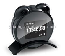 2014 Newest V27 Night Vision Large Screen 140 degree 720P HD Camera Clock, Video Clock