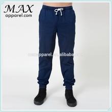 Comfortable denim twill 100%cotton single back pocket man pant