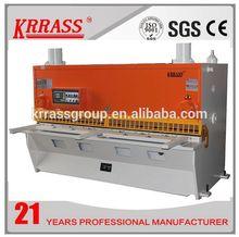 Krrass QC11Y-12*3200 Metal Cutting Machine,Hydraulic Shear Machine Price, Estun E21S Steel Plate Cutting Machine