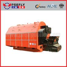 Industrial coal / wood / biomass superheated steam boiler