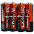 1.5v lr6 aa bateria alcalina com alta qualidade de fabricante de china