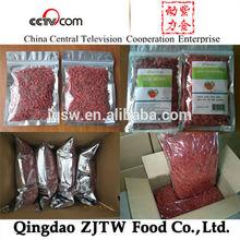 China Dried Goji berry Organic Dried Red Raisins