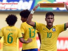 World Cup 2014 (Tigerwood Engineered Flooring)