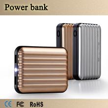 Top Selling Luggage Box Momax Power Bank 11200mah 8800mah 15000mah for Mobile Phone