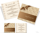 2014 paper chinese wedding invitation cards, printing card