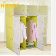 New model high quality 2015 newest Simple design modern wardrobe closet HMY3-4