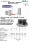 Air Conditioner + Heat Pump Water Heater 2 IN 1