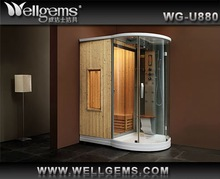 Steam Sauna Shower Combination Room U880