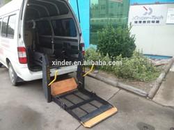 Hydraulic Wheelchair Lift for Van ( WL-D-880U )
