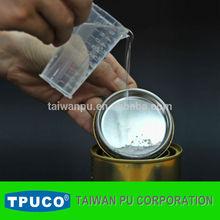 TPUCO non yellowing shoe adhesive hardener