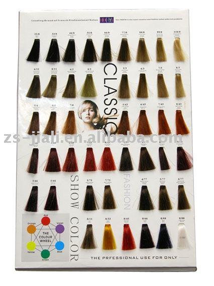 coloration cheveux professionnel - Tableau Coloration Cheveux