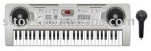 Teclados 54 los niños juguete del instrumento musical mq-555