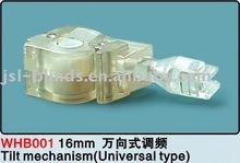 Tilt mechanism(Universal type)-16mm pvc blind components