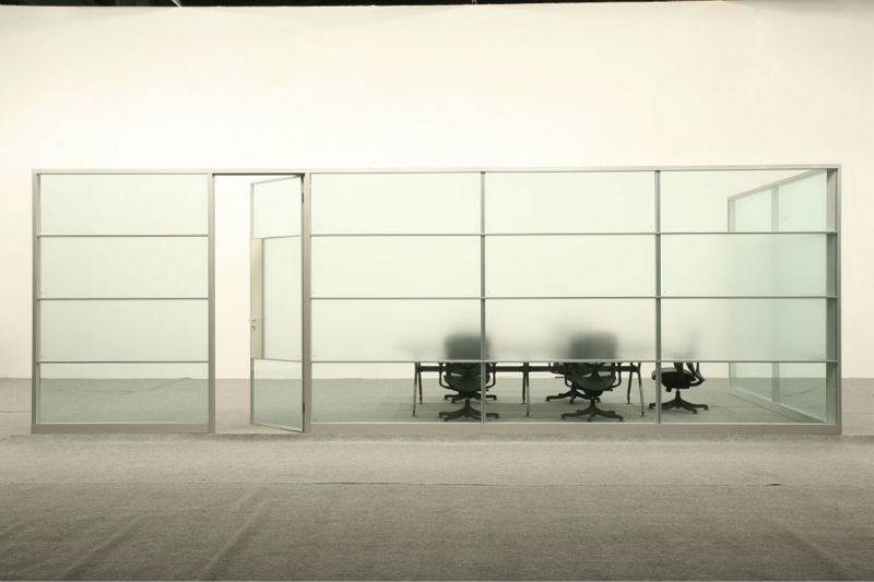 office glass partition high partition wall modular buy