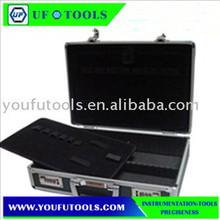 750C Aluminium Tool Case Aluminium Case Tool Case Carry-on Box W/ Pallet