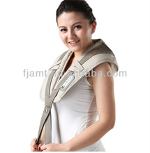 neck shoulder back tapping massage belt