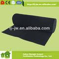 Fujian fabricant à faible débit d'air résistance anti- odeurs. oem de haute qualité rouleaux de filtre en fibre de carbone en tissu