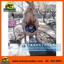 Jurassic park Equipment Animal Statue Kangaroo