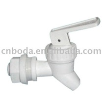 White Color and Small Water Dispenser Tap